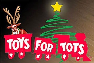 T-Ross Brothers Construction is a drop-off location for Toys for Tots